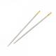 スチール製の縫い針IFIN-R232-09G-3
