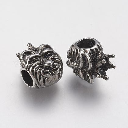 304 Stainless Steel European BeadsSTAS-J022-117AS-1