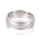 304 Stainless Steel Finger RingsRJEW-F098-15P-1