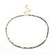 Brass NecklacesNJEW-I104-14G-2