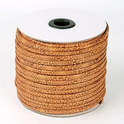 Flat Imitation Leather CordsLC-L003-14-1