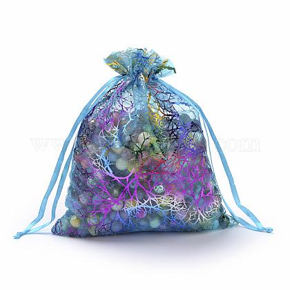 Organza Gift BagsX-OP-Q051-13x18-01-1