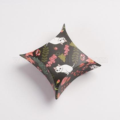 Lip Pattern Paper Pillow Candy BoxesX-CON-G008-C11-1