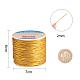 Cordon elástico redondoEC-BC0001-10B-2mm-3