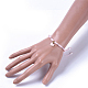 Adjustable Nylon Thread Braided Beads BraceletsBJEW-JB04457-6