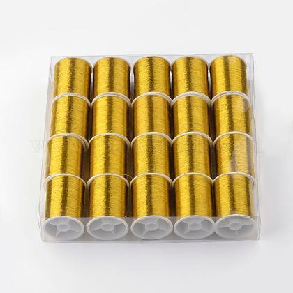 Cordón metálico para hacer joyasMCOR-R007-02-B-1