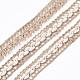 Плетеная лента из мешковиныOCOR-TAC0009-05-2