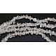 Natural Quartz Crystal Chips BeadsX-F019-1
