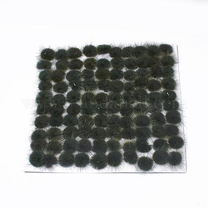 Faux Mink Fur Ball DecorationFIND-S267-4cm-04-1