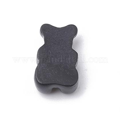 クマ樹脂カボションCRES-N007-32-1